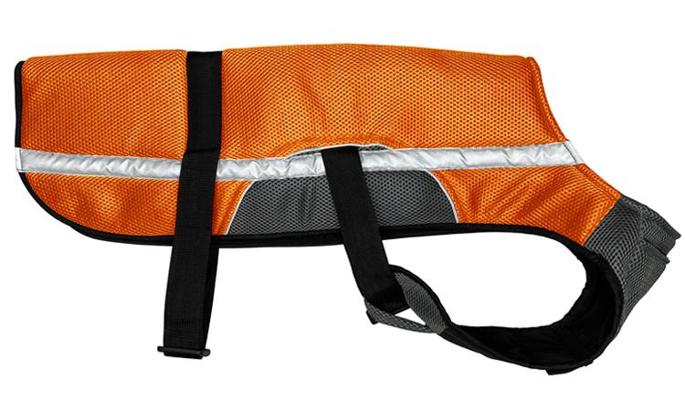 Kool Jack Dog Vest, Keep Your Dog Cool Anywhere You Go Orange